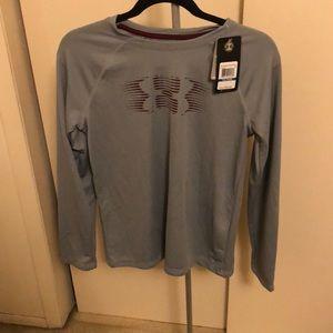 New!! Under Armour long sleeve shirt!!
